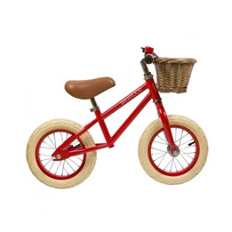"Banwood - Balance Bike - First Go! 12"" - Röd"