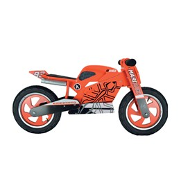 Kiddimoto - Balanscykel - Superbike Hero - Marc Marquez