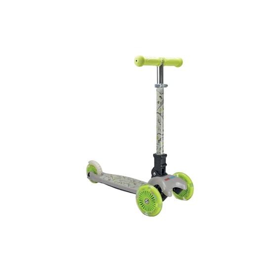 Kiddimoto - Sparkcykel U-Zoom - Fällbar - Fossil