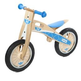 Tidlo - Springcykel - Blå