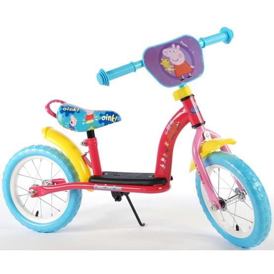 """Disney - Balanscykel / Sparkcykel 12"""" - Greta Gris"""
