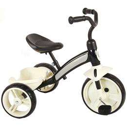 Trehjuling - Elite Svart