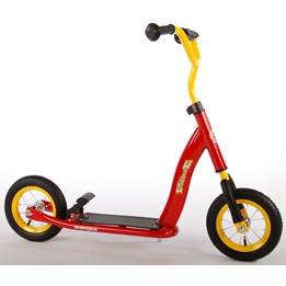 """Volare - Autoped 10"""" - Red Yellow"""