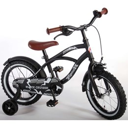 "Yipeeh - Black Cruiser 14"" - Matt Black"