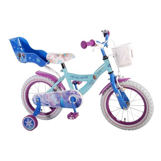 vilken tum på cykel