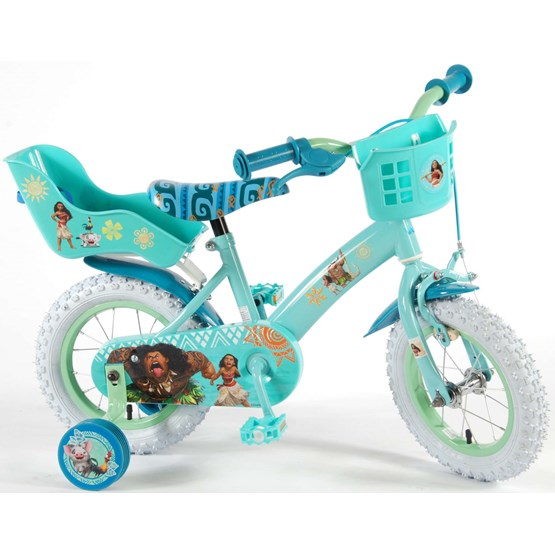 "Disney - Vaiana 12"" Girls Bicycle"