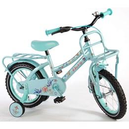 """Volare - Tattoo Girls 14"""" Girls Bicycle"""