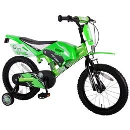 "Volare - Motor Bike 16""  - Satin Green"