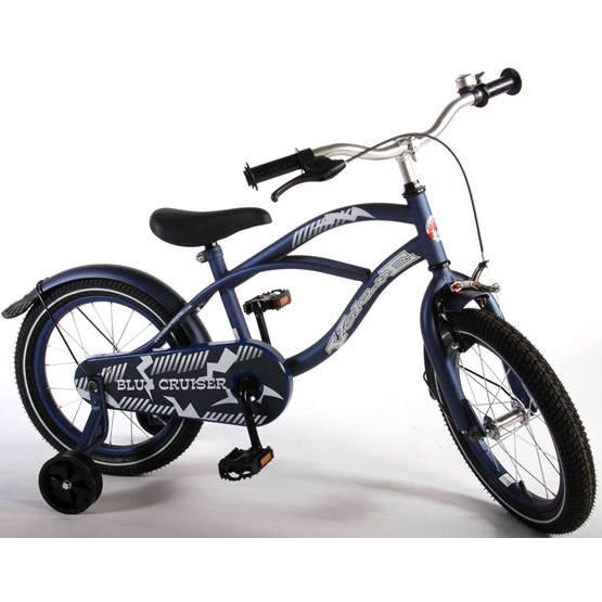 "Volare - Blue Cruiser 16"" Boys Bicycle - 95% Monterad"
