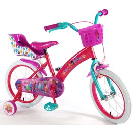 "Trolls - 16"" Girls Bicycle"