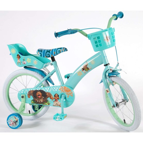 "Disney Vaiana - 16"" Girls Bicycle"