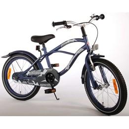 "Volare - Blue Cruiser 18"" Boys Bicycle"