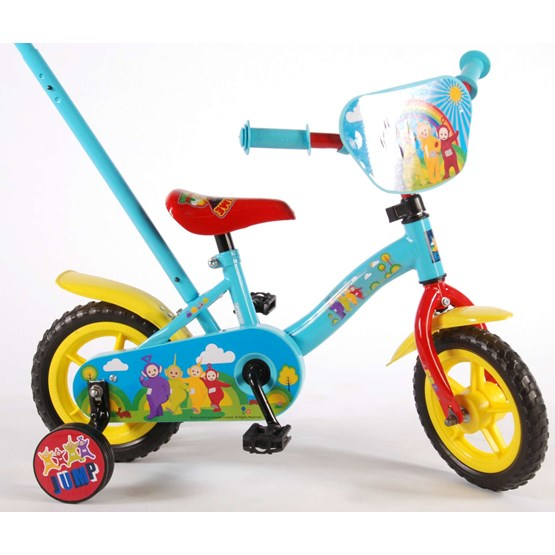 "Teletubbies - 10"" Kids Bicycle"