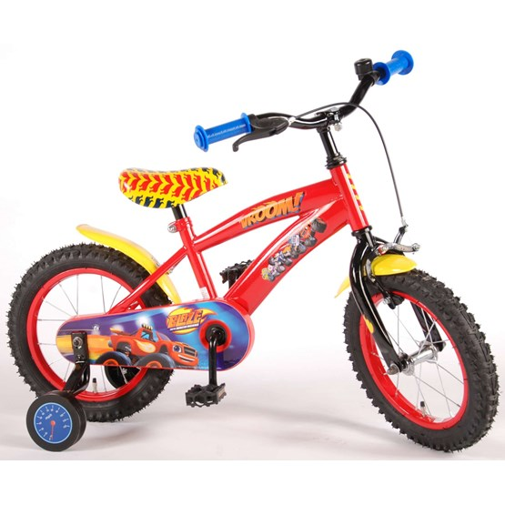 Blaze - 14 Inch Boy Bicycle
