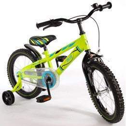"Volare - Electric Green 16"" Boys Bicycle"