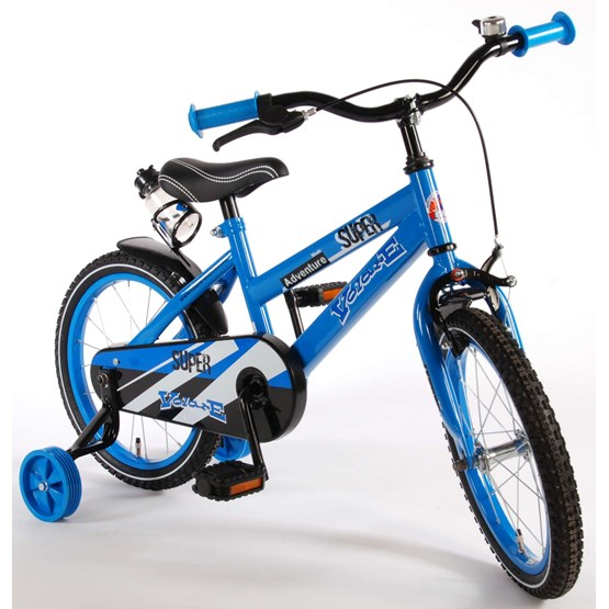 "Volare - Super 16"" Boys Bicycle - 95% Monterad"