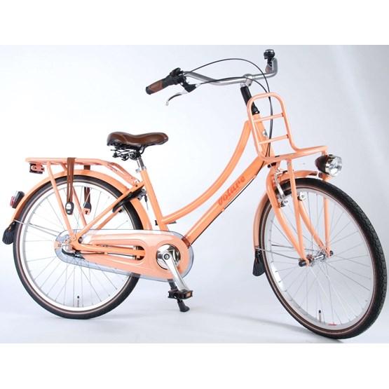 Volare - Excellent Nexus 3 - 24 Inch Girls Bicycle - Brun