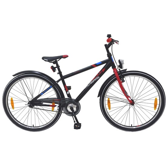 "Volare - Blade 26"" Boys Bicycle - 95% Monterad - Svart"