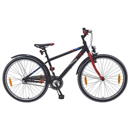 "Volare - Blade 26"" Nexus 3 Boys Bicycle Black"