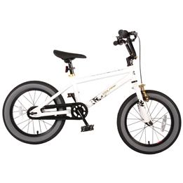 Volare - Cool Rider 16 Tum - Vit - Fotbroms