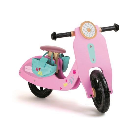 Legler - Gåcykel - Pink Speedster Walk Bike