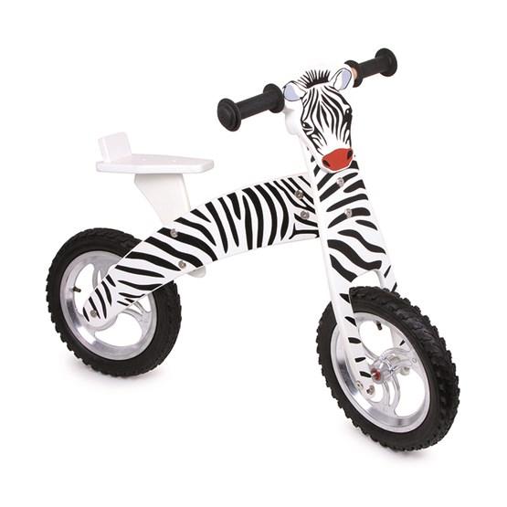Legler - Springcykel - Scooter Zebra