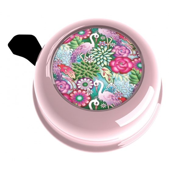 Liix - Ringklocka - Colour Bell Catalina Estrada Flowers & Flamingos