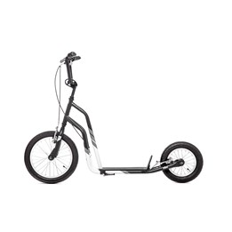 Yedoo - Sparkcykel Yedoo City Black/White