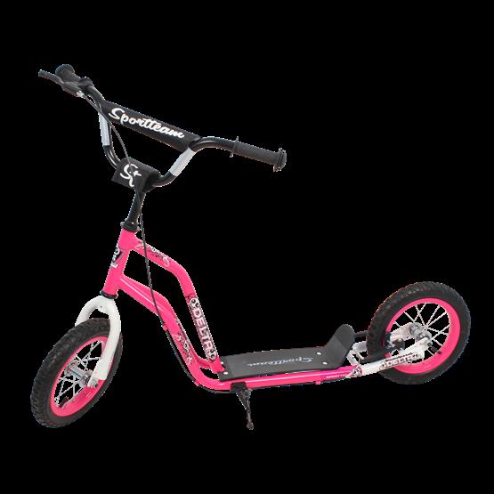 Sulow - Sparkcykel DELTA - Rosa