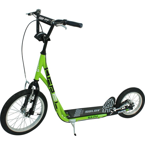 Sulow - Sparkcykel Rebel Green