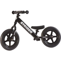 "Strider - Balanscykel - Sport 12"" - Svart"